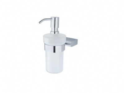 Valencia Cam Sıvı Sabunluk